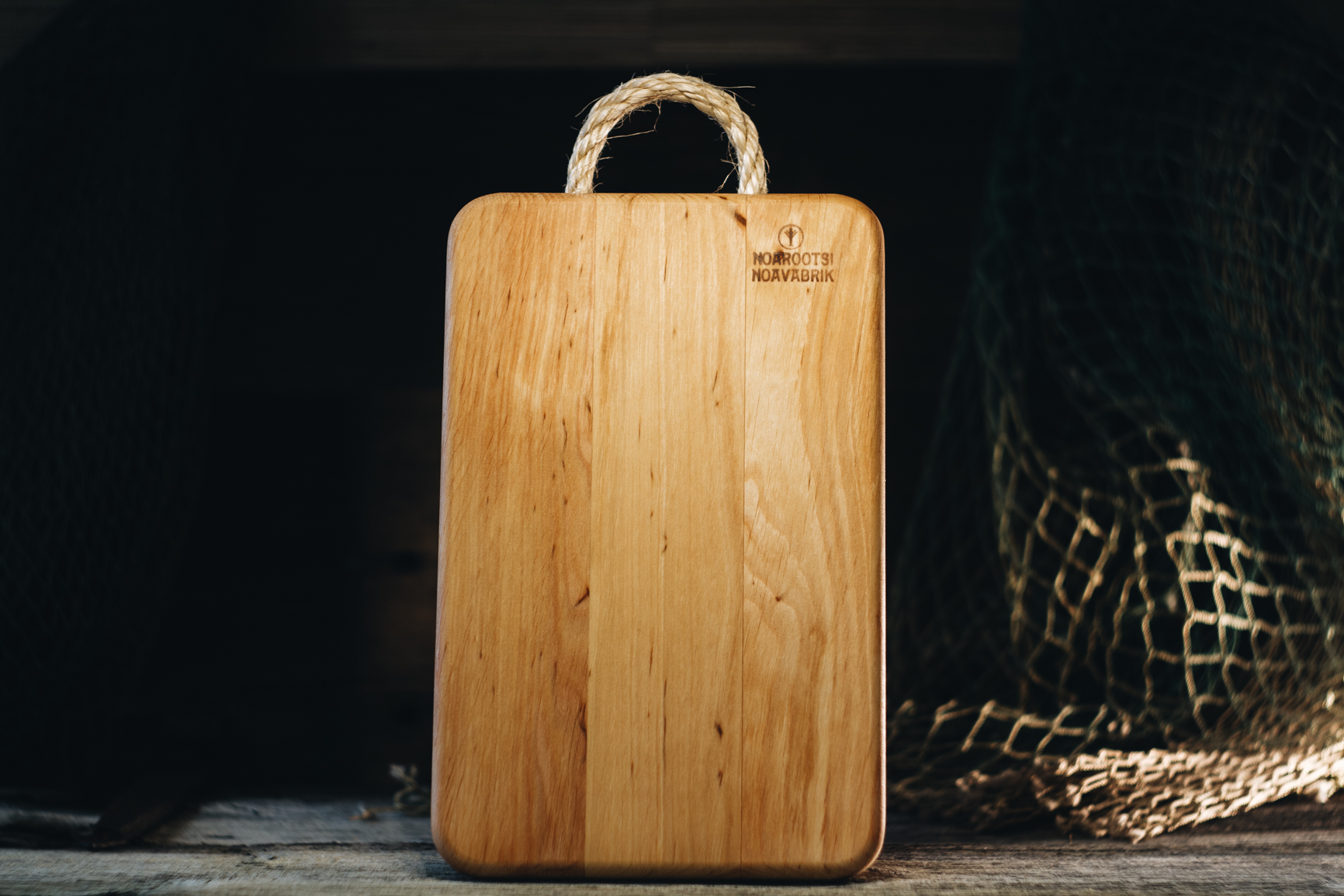 Cutting board string (alder)