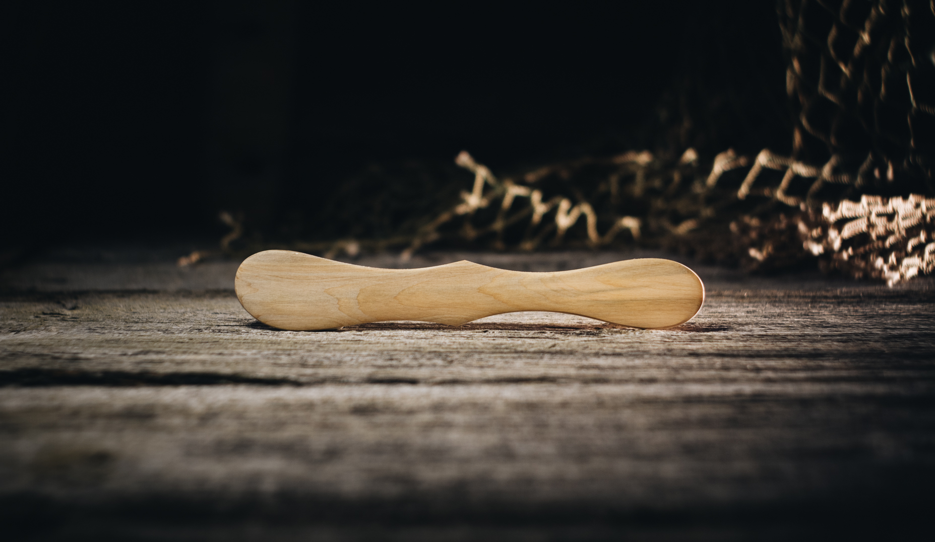 Butter knife (juniper) 175 mm